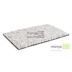StoneBoard - Mramor bílý 40 x 30 cm (40 - 60 mm)