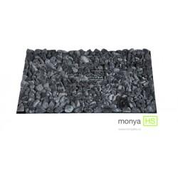 StoneBoard - Mramor černý 40 x 60 cm (40 - 60 mm)