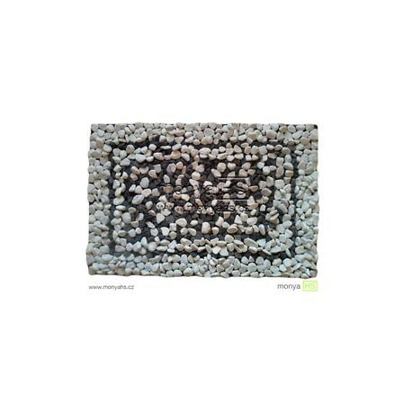 StoneBoard - Mramor (individuální motiv) 40x30 cm (16 - 25 mm)